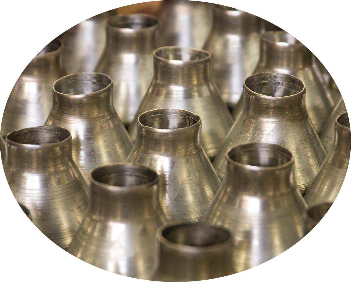 spun parts