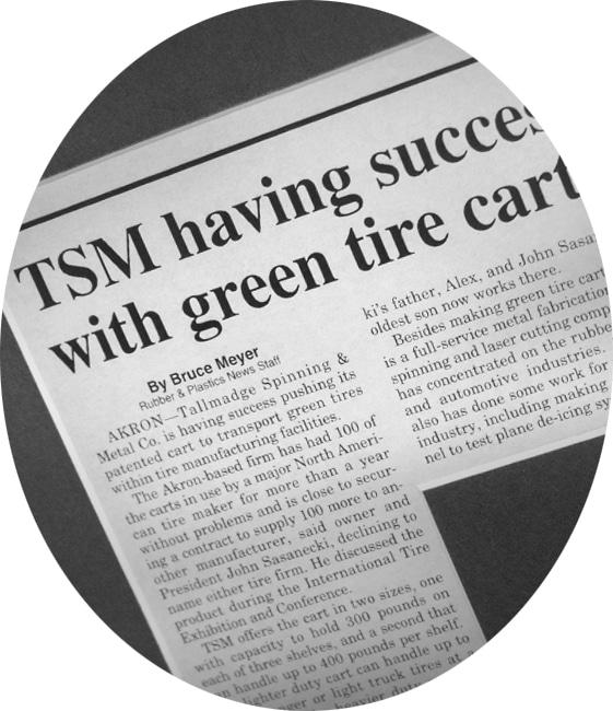 TSM news article