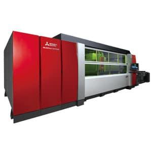 Mitsubishi 3015 EX-F Plus 8.0kw Zoom (M800) Fiber Laser